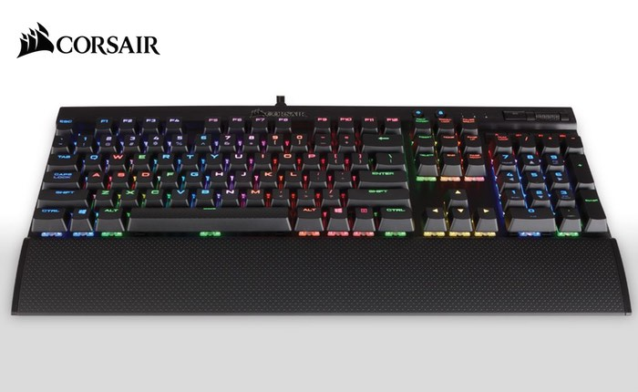 Corsair LUX Series Mechanical Keyboards
