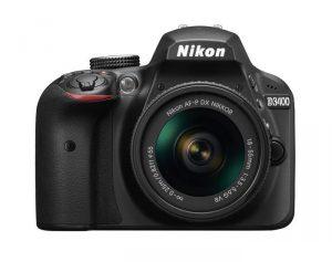 Nikon D3400 DSLR Camera Announced