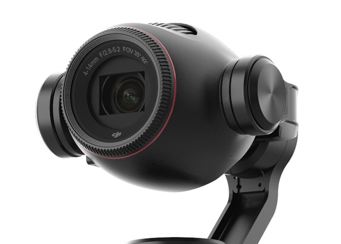 DJI Osmo Plus With Zoom Lens