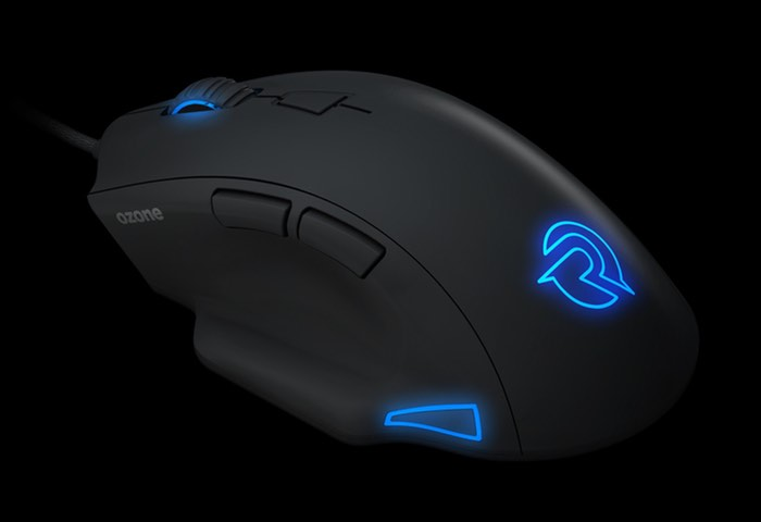 Exon F60 Origen Gaming Mouse