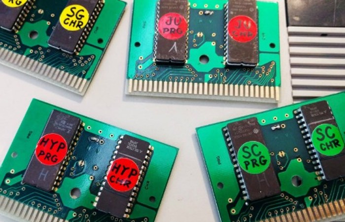 First Nintendo Game Prototypes Discovered