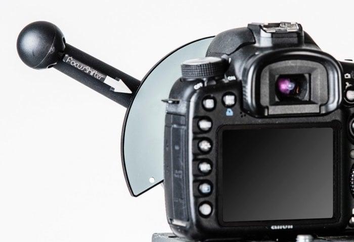FocusShifter, Follow Focus DSLR Camera System