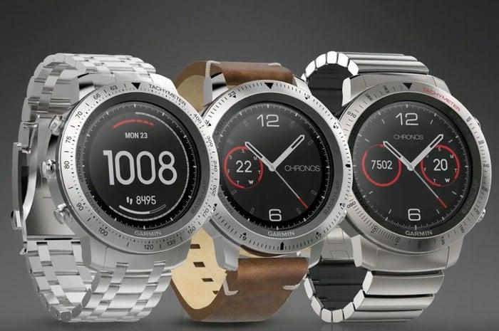 Garmin Fenix Chronos GPS Smartwatch