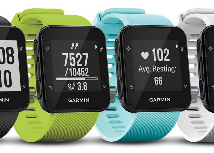 Garmin Forerunner 35 GPS Smartwatch Launches For $200 (video)