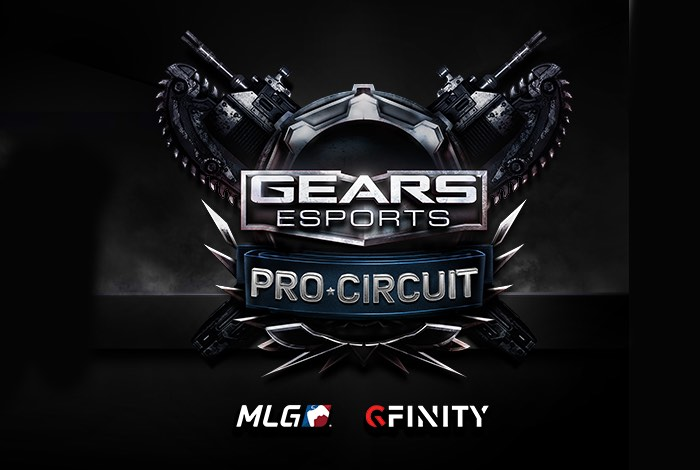 Gears of War 4 eSports Pro Circuit