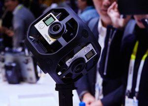 GoPro Omni VR Camera Starts Shipping Next Week