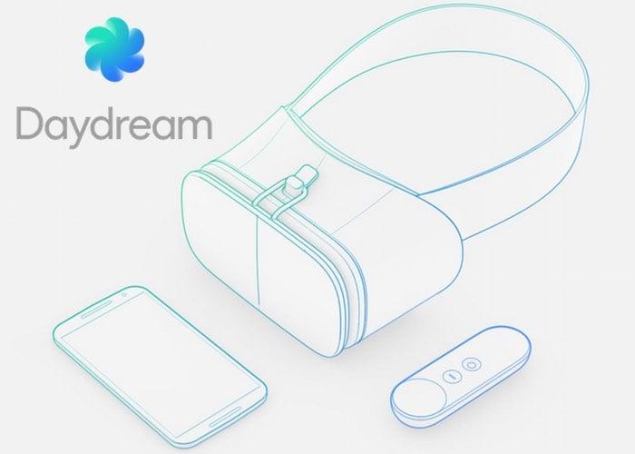 Google Daydream VR Platform