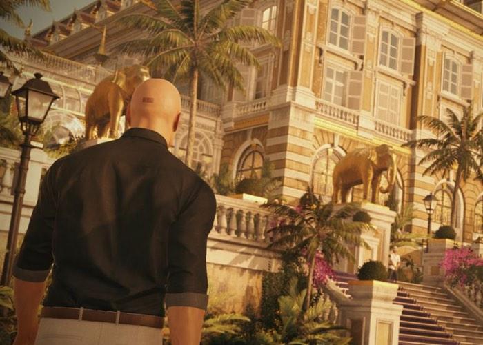 Hitman Lands In Bangkok