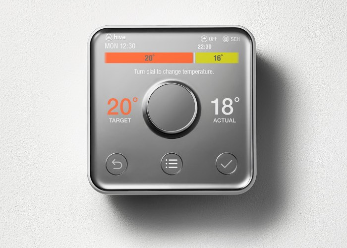 Hive Smart Thermostat Receives IFTTT Support