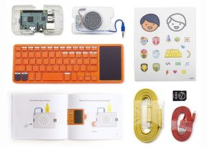 Kano Raspberry Pi Computer Kit To Be Sold At Toys R Us and Barnes & Noble Stores (video)