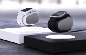 LIFT Levitating Smartwatch Charger (video)