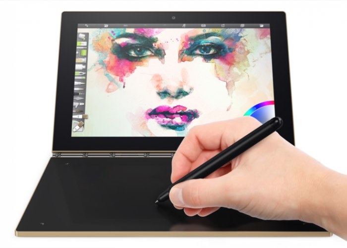 Lenovo Yoga Book Create Pad