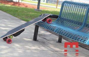 Marvle Electric Skateboard Offers A 25 Mile Range For $599 (video)