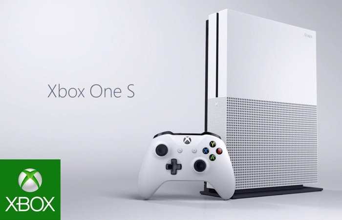 Xbox One S 2TB Launch Edition Console Now Available in Stores