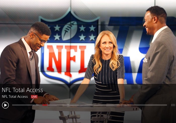 NFL Network Launches On PS Vue
