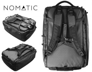 """NOMATIC Travel Bag """"The Most Functional Travel Bag Ever!"""" (video)"""