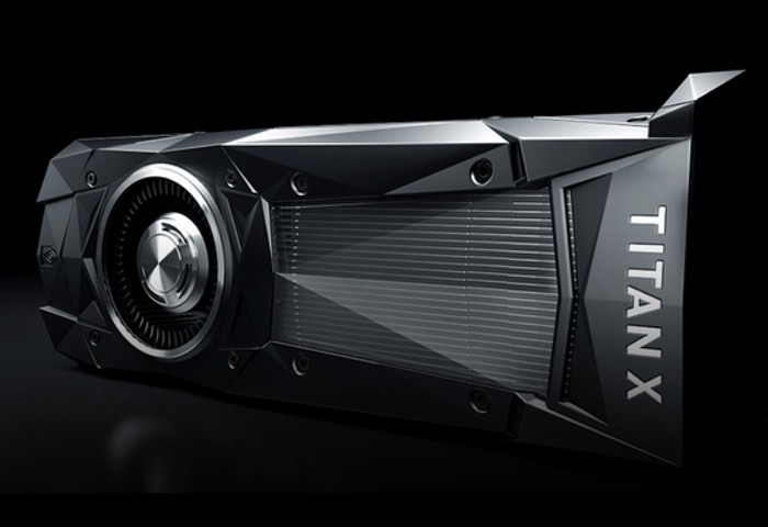 NVIDIA Titan X Pascal Graphics Card