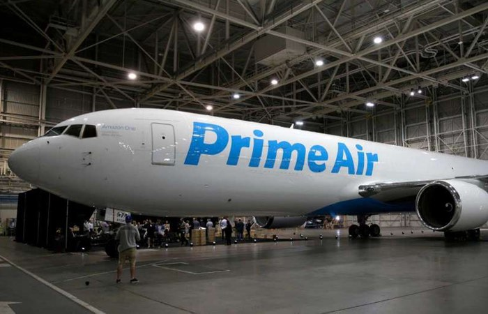 New Fleet Of Amazon Prime Air Cargo Planes Unveiled