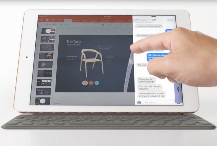 New Apple iPad Pro Advert