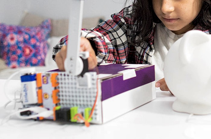 New LittleBits Electronics Rule Your Room Kit