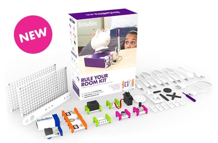 New LittleBits Electronics Rule Your Room Kit