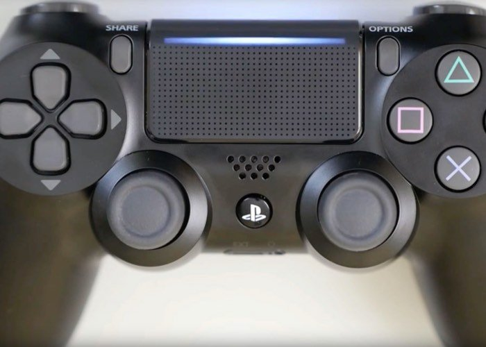 New PlayStation 4 Slim Controller Leaked