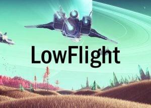 No Man's Sky LowFlight PC Mod