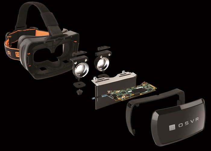 OSVR HDK Screen Upgrade Kit