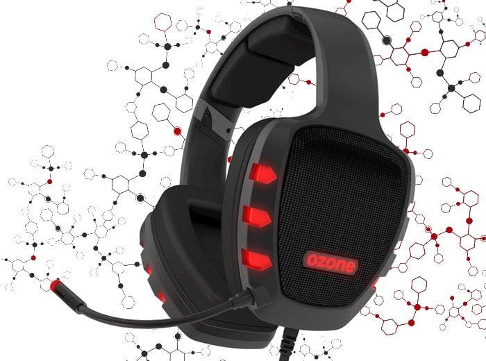OZONE Raze Z90 5.1-channel Gaming Headset