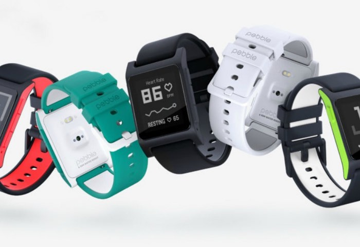Pebble 2 Smartwatch Arrives At FCC