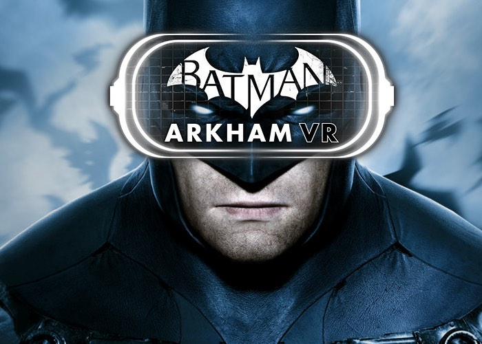 PlayStation VR Batman Arkham VR