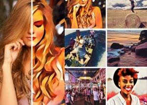 Awesome Prisma Photo Editor App Update Enables Offline Use