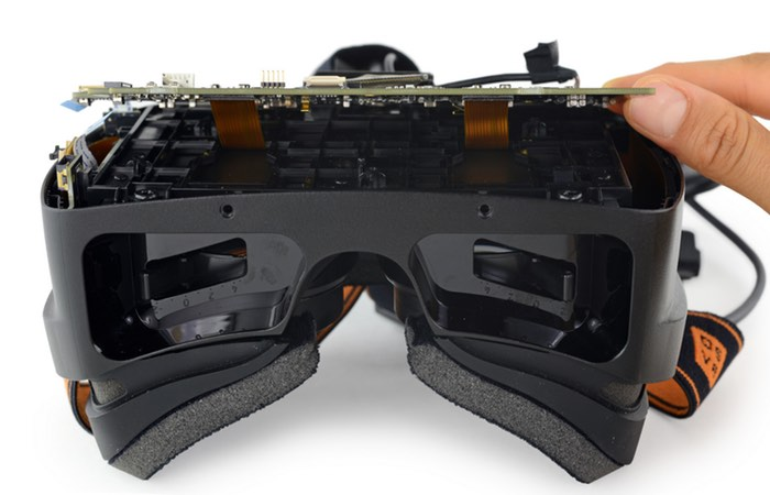 Razer OSVR HDK 2 Teardown