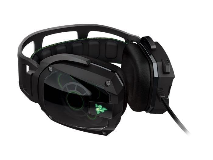 Razer Tiamat Over Ear PC Gaming Headset