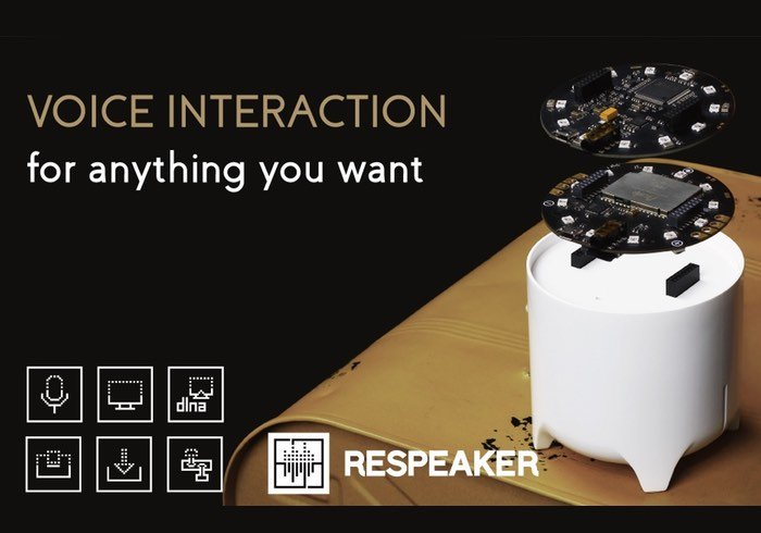 ReSpeaker Adds Voice Interaction To Almost Anything