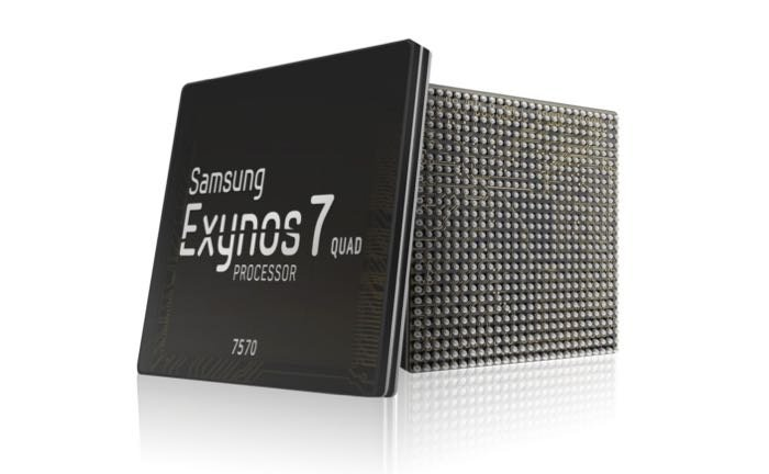 Samsung outs 14nm Exynos 7570 chipset for entry-level phones