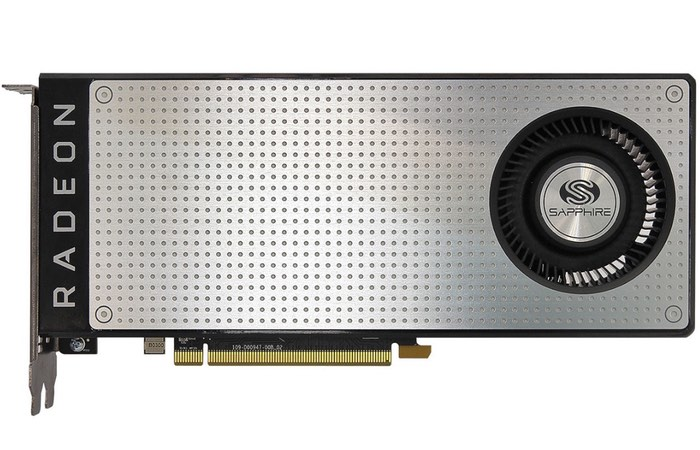 Sapphire Radeon RX 470 Platinum Edition Graphics Card