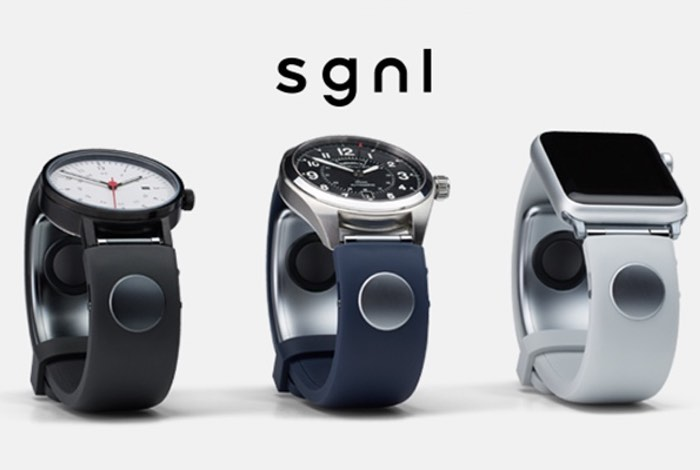 Sgnl Lets You Make Phone Calls By Touching Your Ear (video)