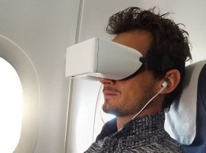Skylights VR Aims To Offer Virtual Reality InFlight Entertainment