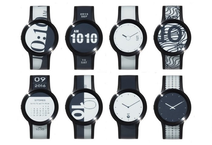Sony ePaper Watch
