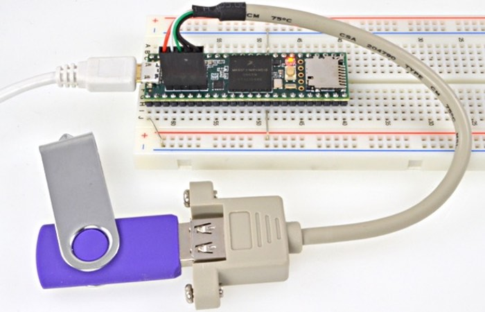 Teensy Micro-controllers
