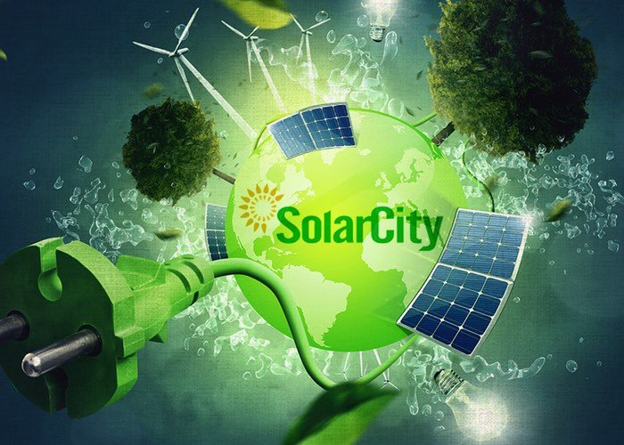 Tesla And SolarCity