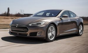 Tesla Model S P100D Hits 60 MPH In Just 2.5 Seconds