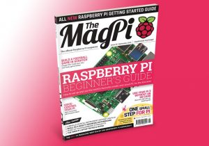 Official Raspberry Pi MagPi Magazine Issue 49 – With New Raspberry Pi Beginner's Guide
