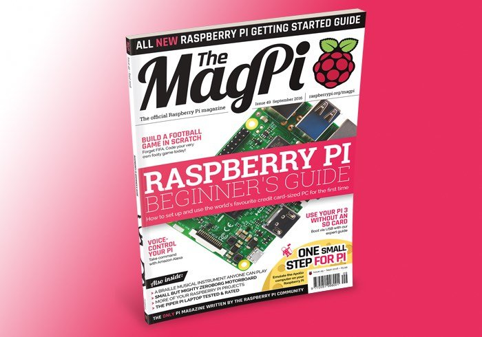 The Raspberry Pi beginner's guide