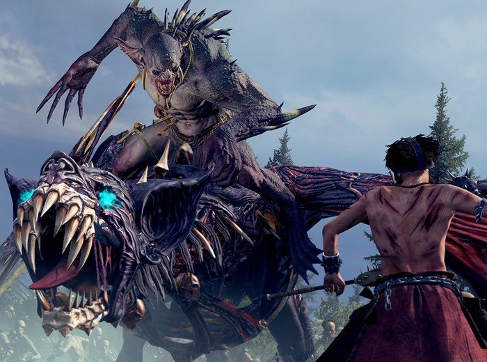 Total War Warhammer Grim & The Grave DLC