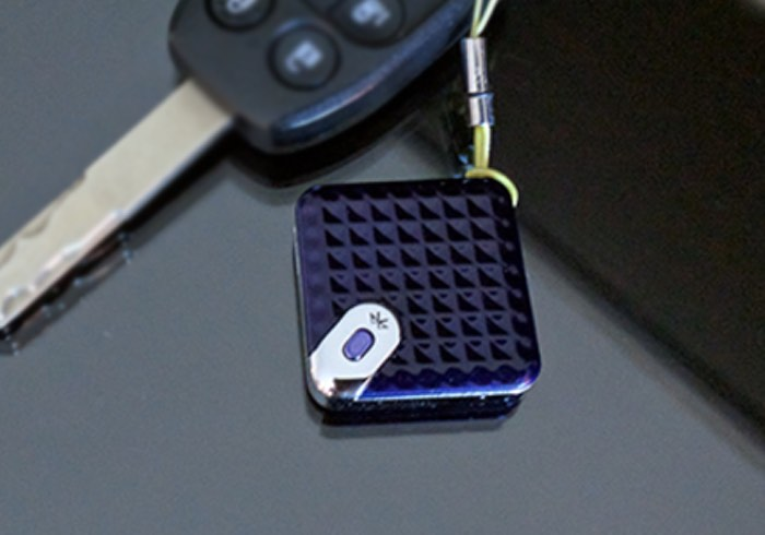 Track Taag Programmable Remote Button And GPS Tracker