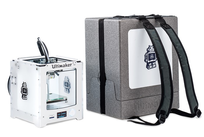 Ultimaker 3D Printer Backpack