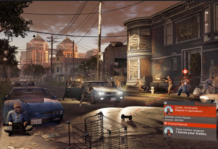 Watch Dogs 2 Social Media Hacking