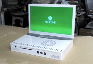 Xbox One S Laptop Mod Unveiled (video)